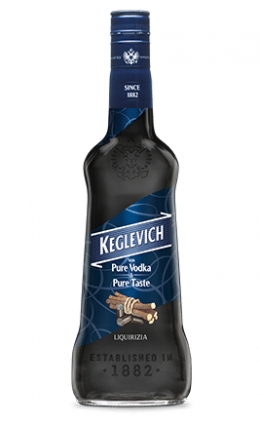 Водка KEGLEVICH Liquirizia - 700 ml