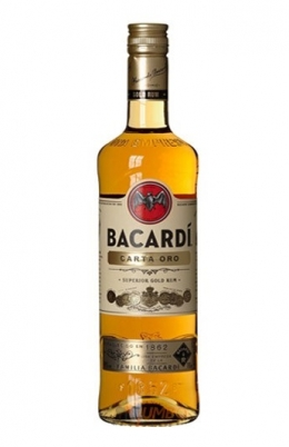 Ром BACARDI Carta Oro - 700 ml